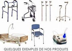 Location et vente de matériel médical