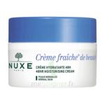 Crème Fraiche® De Beauté - Crème Hydratante 48h Et Anti-pollution50ml à BU