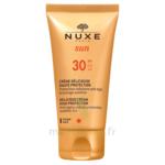 Crème Délicieuse Haute Protection Spf30 Nuxe Sun50ml à BU