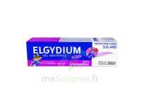 Elgydium Dentifrice Kids 2/6 Ans Grenadine Protection Caries Tube 50ml à BU