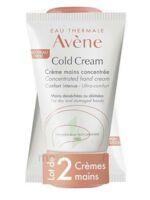 Avène Eau Thermale Cold Cream Duo Crème Mains 2x50ml à BU