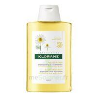 Klorane Camomille Shampooing 200ml à BU