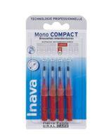 Inava Brossettes Mono-compact Rouge Iso 4 1,5mm à BU