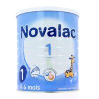Novalac 1 Lait En Poudre 1er âge B/800g à BU