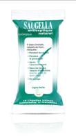 Saugella Antiseptique Lingette Hygiène Intime Paquet/15 à BU