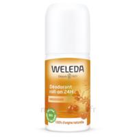 Weleda Déodorant Roll-on 24h Argousier 50ml à BU
