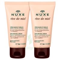 Rêve De Miel® Crème Mains Et Ongles 2*50ml