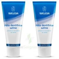 Weleda Duo Pâte Dentifrice Saline 150ml à BU