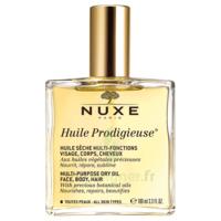 Huile Prodigieuse®- Huile Sèche Multi-fonctions Visage, Corps, Cheveux100ml à BU