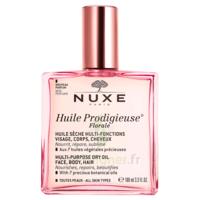 Huile Prodigieuse® Florale - Huile Sèche Multi-fonctions Visage, Corps, Cheveux100ml à BU
