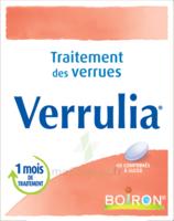 Boiron Verrulia Comprimés à BU