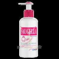 Saugella Girl Savon Liquide Hygiène Intime Fl Pompe/200ml à BU