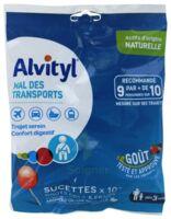 Alvityl Sucette Mal Des Transports Cola Fraise Sachet/10 à BU