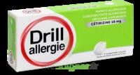 Drill 10 Mg Comprimés à Sucer Allergie Cétirizine Plq/7 à BU