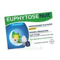 Euphytosenuit Tisane 20 Sachets à BU