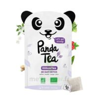 Panda Tea Immunitea 28 Sachets à BU