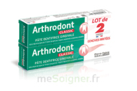 Pierre Fabre Oral Care Arthrodont Dentifrice Classic Lot De 2 75ml à BU