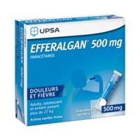 Efferalgan 500 Mg Glé En Sachet Sach/16 à BU