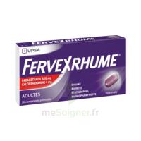 FERVEXRHUME Comprimés pelliculés Plq/16 à BU