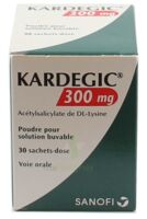 Kardegic 300 Mg, Poudre Pour Solution Buvable En Sachet à BU