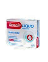 RENNIELIQUO SANS SUCRE, suspension buvable édulcorée à la saccharine sodique en sachet-dose à BU