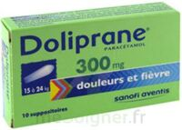 Doliprane 300 Mg Suppositoires 2plq/5 (10) à BU