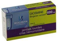DIOSMINE BIOGARAN CONSEIL 600 mg, comprimé pelliculé à BU