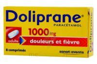 Doliprane 1000 Mg Comprimés Plq/8 à BU