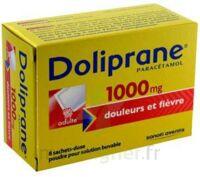 Doliprane 1000 Mg Poudre Pour Solution Buvable En Sachet-dose B/8 à BU