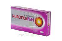 Nurofenfem 400 Mg, Comprimé Pelliculé à BU