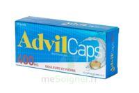 ADVILCAPS 400 mg, capsule molle B/14 à BU