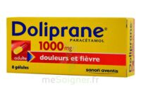 Doliprane 1000 Mg Gélules Plq/8 à BU