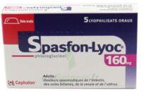 Spasfon Lyoc 160 Mg, Lyophilisat Oral à BU