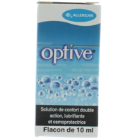 OPTIVE, fl 10 ml à BU