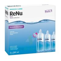 Renu Mps, Fl 360 Ml, Pack 3 à BU