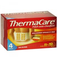 Thermacare, Pack 4 à BU