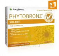 Phytobronz Solaire Caps tous types de peaux 2B/30 à BU