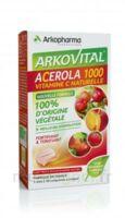 Arkovital Acérola 1000 Comprimés à Croquer B/30 à BU