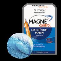 Magné Control Solution Buvable 20 Ampoules à BU