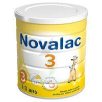 Novalac 3 Lait De Croissance B/800g à BU