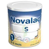 Novalac S 1 Lait En Poudre Satiétant 1er âge B/800g à BU