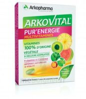 Arkovital Pur'Energie Multivitamines Comprimés dès 6 ans B/30 à BU