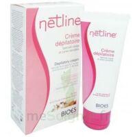 Netline Creme Depilatoire Visage Zones Sensibles, Tube 75 Ml à BU