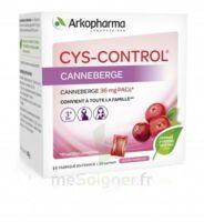 Cys-control 36mg Poudre Orale 20 Sachets/4g à BU