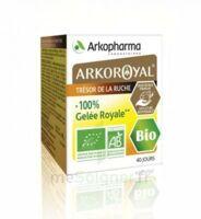 Arkoroyal 100% Gelée royale bio Gelée Pot/40g à BU