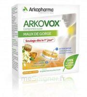 Arkovox Comprimés à sucer miel citron B/20 à BU