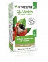 Arkogélules Guarana Bio Gélules Fl/45 à BU