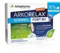 Arkorelax Sommeil Fort 8H Comprimés B/15 à BU