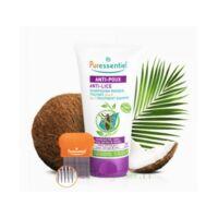 Puressentiel Anti-poux Shampooing Masque Traitant 2 En 1 Anti-poux Avec Peigne - 150 Ml à BU