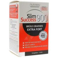 Slim Success 900 Gélules Brûle Graisses B/120 à BU